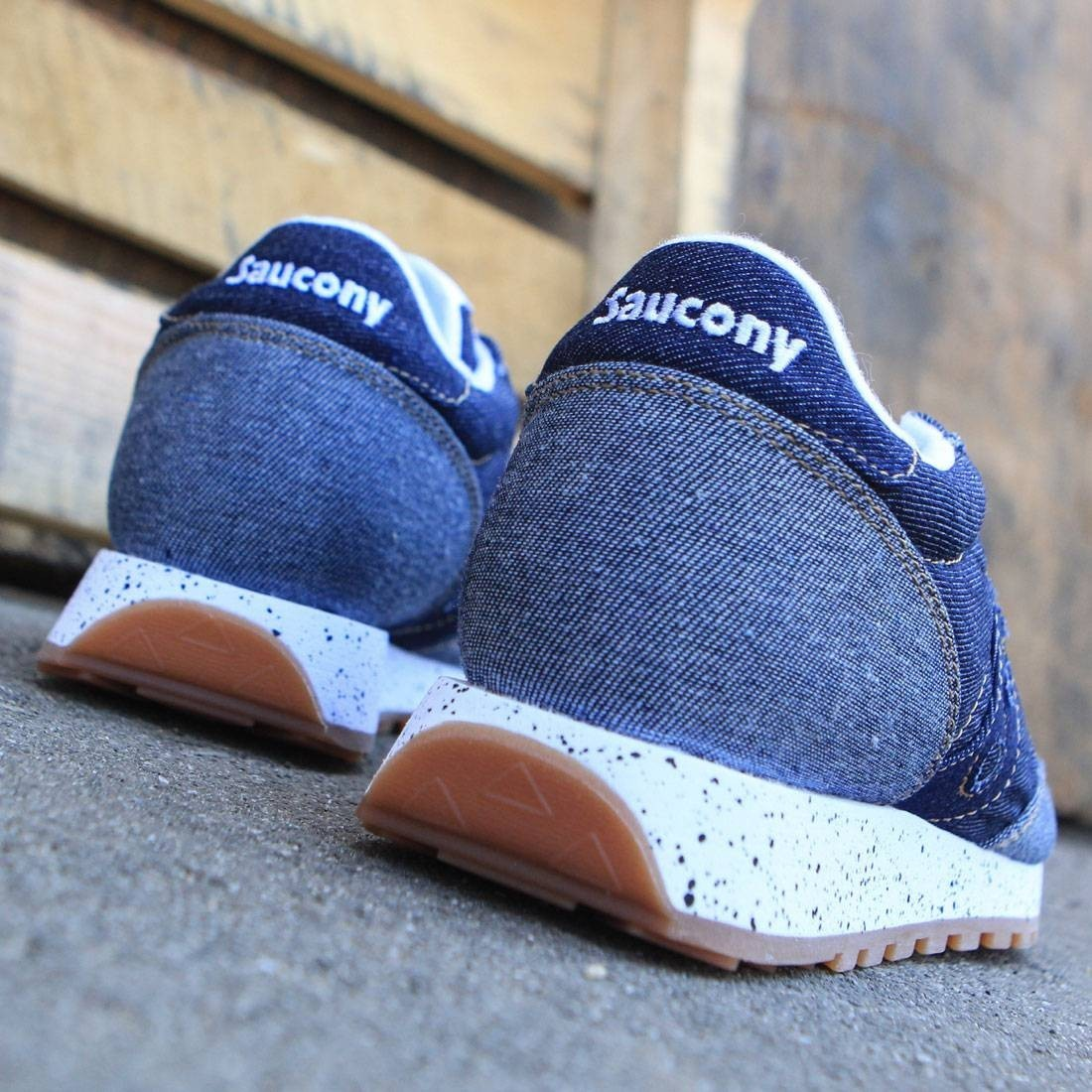 【送料無料】 SAUCONY MEN JAZZ ORIGINAL (BLUE)