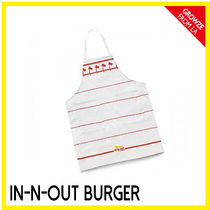 【IN-N-OUT】カリフォルニア限定☆ハンバーガーSHOP エプロン