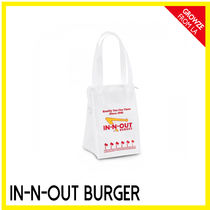 IN-N-OUT(インアンドアウト) エコバッグ 【IN-N-OUT】カリフォルニア限定☆ハンバーガー ランチバック