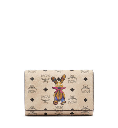 MCM Eagle EMS free shipping rabbit in wallet