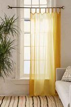 "SALE ""urbanoutfitters"" Dyed Ombre Border Curtain"