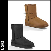 ■SALE大人も履ける★即日発送【UGG】KID'S CLASSIC SHORT DECO