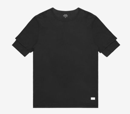 Stampd Double S/S Tee Black