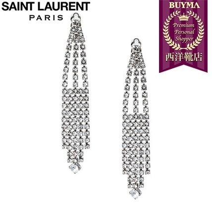 16/17秋冬入荷!┃SAINT LAURENT┃ CASCADING CLIP-ON EARRINGS