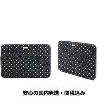 kate spade new york(ケイトスペード) ノートPC・デスクトップ 国内発送★Kate Spade☆Mini Pavillion Dot 15 Laptop Sleeve
