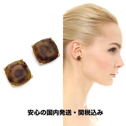 国内発送★Kate Spade New York☆Small Square Stud Earrings