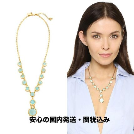 国内発送★Kate Spade New York☆Punchy Petals Y Necklace