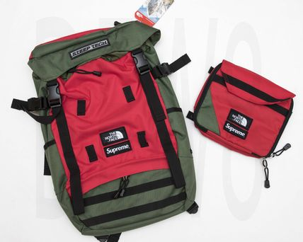 16SS TNF Supreme Steep Tech Backpack North faceシュプリーム