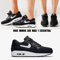NIKE★WMNS AIR MAX 1 ESSENTIAL★兼用★22~28cm★ブラック
