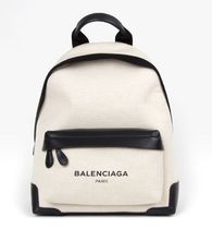 【関税負担】 BALENCIAGA CANVAS BACKPACK