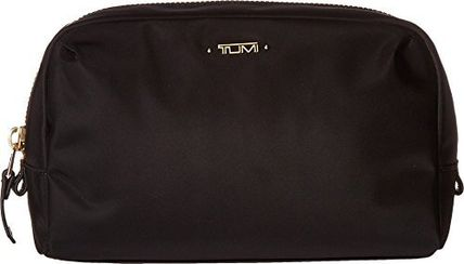 TUMI トゥミ Women's Sanibel Pouch_ Black_ One S ビジネス