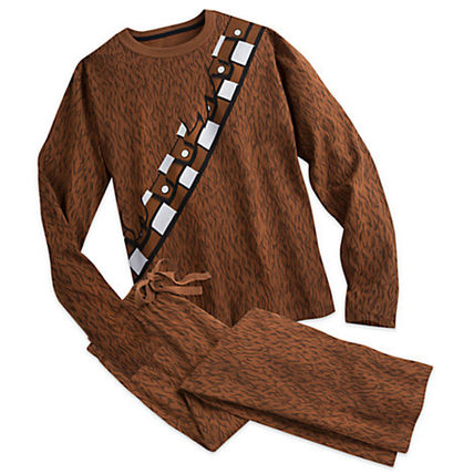 新作 ディズニー Chewbacca Costume Sleep Set for Adults