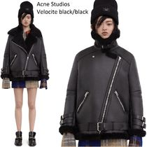 ACNE Velocite Shearling ベロサイト シーリングジャケット