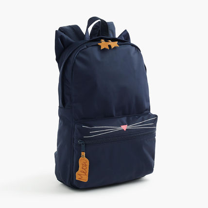 J.CREW キッズ kitty backpack バックパック