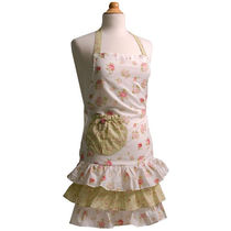 Flirty Aprons 子供エプロン Marilyn Sage Sublime 3-6才 [即発]