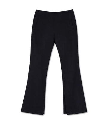 ANDERSSON BELL パンツ ★ANDERSSON BELL(アンダースンベル)★Silvia Slit Pants -BLACK(11)