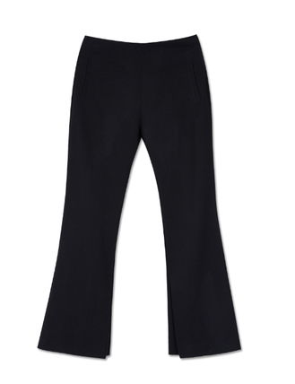 ANDERSSON BELL パンツ ★ANDERSSON BELL(アンダースンベル)★Silvia Slit Pants -BLACK(8)