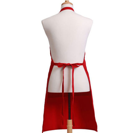 FLIRTY APRONS エプロン Flirty Aprons メンズエプロン World Best Chef Red  即発(2)