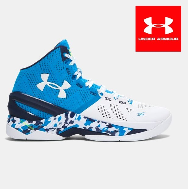 UNDER ARMOUR Sneakers UNDER ARMOUR UA Curry Two rare unreleased