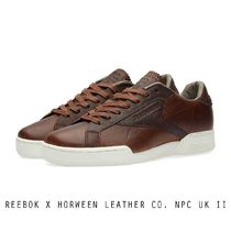 REEBOK X HORWEEN LEATHER CO. NPC UK II ホーウィンレザー