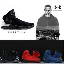 【USA発】〓入手困難〓アンダーアーマー カリー Curry 1 LUX MID