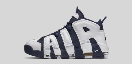 NIKE AIR MORE UPTEMPO OLYMPIC (one from each size left)
