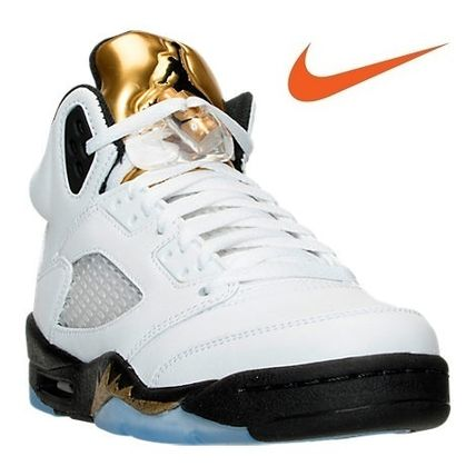 Air Jordan 5 Retro Basketball Shoes GS