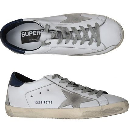 16-17AW 【Golden Goose】 SUPERSTAR ローカットスニーカー A7