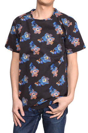 Marc Jacobs floral print short sleeve T shirt size:S