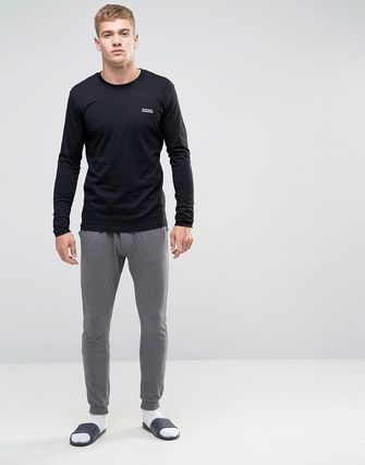 Diesel Long Sleeve Top In Regular Fit