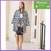 【kate spade】素敵☆expand your horizons 'hollyhock coat'★