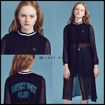 国内発★LAZY OAF★AYMMY IN THE BATTY GIRLS GEEK SHEER DRESS