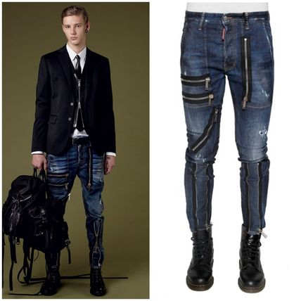 16-17AW DSQUARED2 Military Jeans S74LA0998S30330470