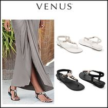 Venus*EMBELLISHED STRETCH SANDAL