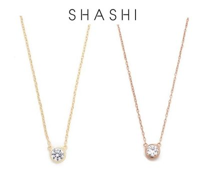 Ron Herman取り扱いブランドSOLITAIRE NECKLACE☆Shashi