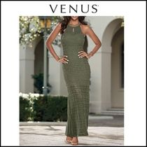 Venus* MAXI SWEATER DRESS