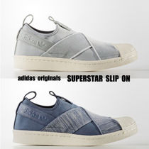 adidas★SUPERSTAR SLIP ON W★ストラップ★22~28cm★2色