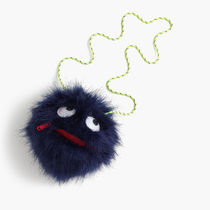 J.CREW Girls' Max the Monster furry バッグ (2色)
