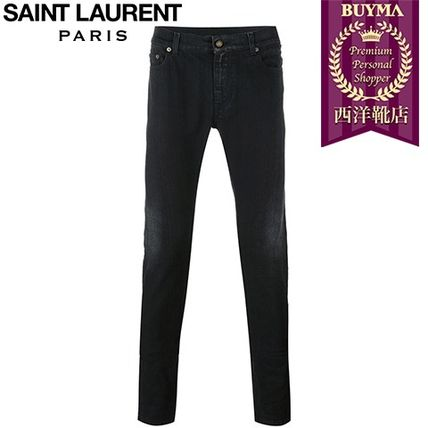 16/17秋冬入荷!┃SAINT LAURENT┃SKINNY FIT JEANS ┃11572963