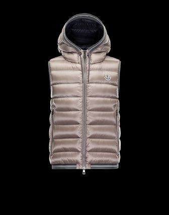 【MONCLER】-AMIENS-グレー