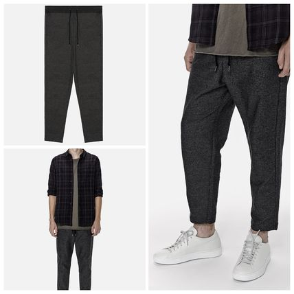 16-17AW新作☆入手困難!!JOHN ELLIOTT+CO* CROPPED TROUSERS