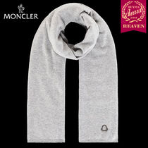 TOPセラー賞受賞!16/17秋冬┃MONCLER★SCARF|グレー