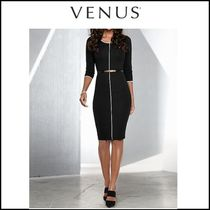 Venus*BELT DETAIL DRESS