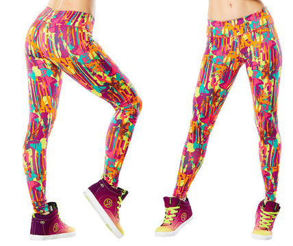 新作/ZUMBA/ズンバ/Amazon Perfect Long Leggings