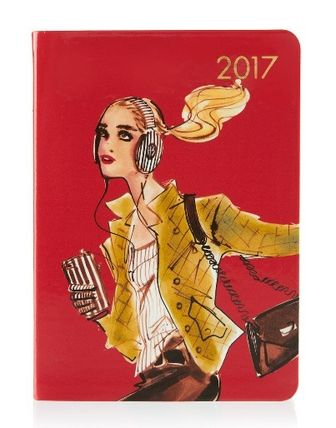 【日本未入荷】Henri Bendel▼2017 TECH GIRL 手帳▼