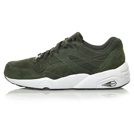 (プーマ) PUMA R698 Allover Suede 35939204