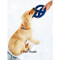 Free People(フリーピープル) ペット関連その他 【Free People】Peace Sign Rope Dog Toy