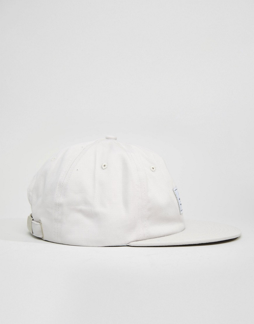 送料込 ASOS Vintage Baseball In Off White