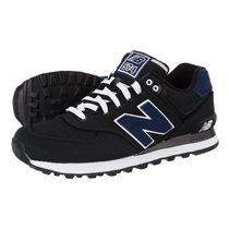 【New Balance】ML574POK★Pique Polo Pack ブラック