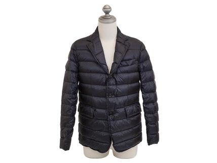 MONCLER メンズダウン 15SS 30928 53279 776 BLUE NAVY